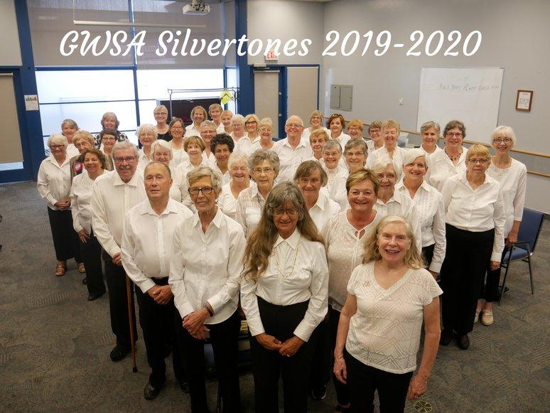 Silvertones 2019-2020