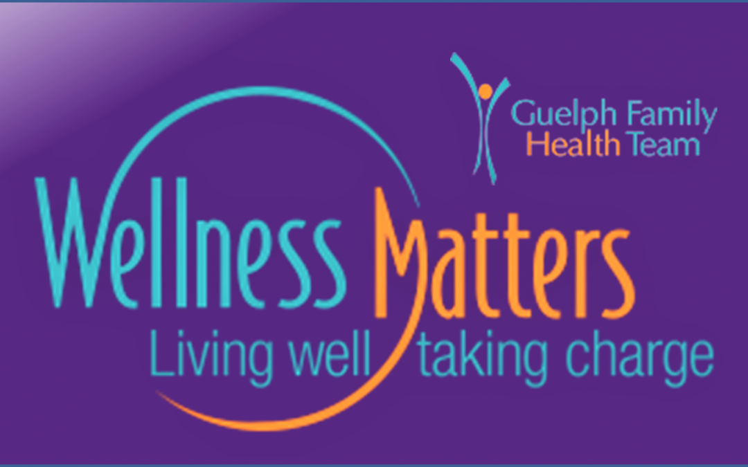 Wellness Matters: Webinars 'til June