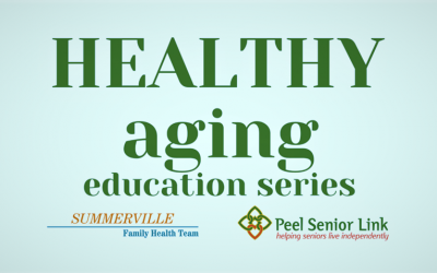 Healthy Aging: Cybersecurity
