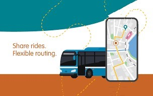 On-Demand Bus Service: Begins