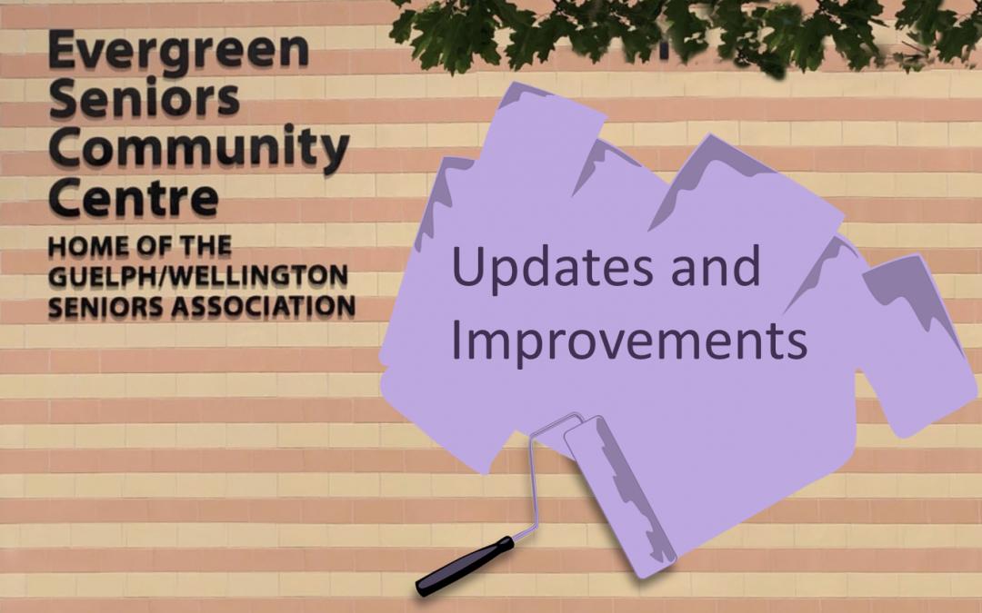 Evergreen Updates & Improvements