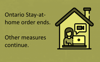 Stay-at-home Order ends